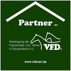 Partner der Vereinigung der Freizeitzreiter und -fahrer in Deutschland e.V.